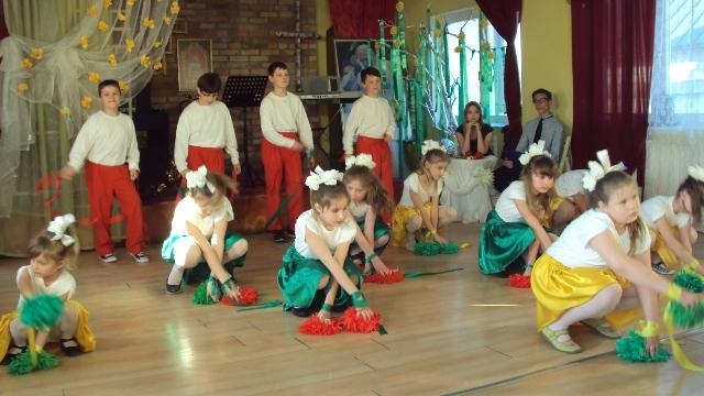 """,,Wiosenny Koncert"""" w Domu Kultury w Rajgrodzie Zdj. Nr. 6"""