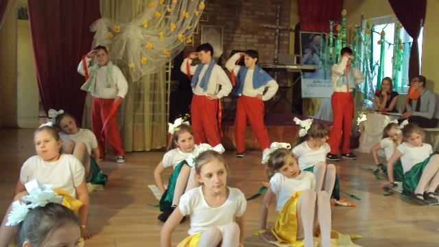 """,,Wiosenny Koncert"""" w Domu Kultury w Rajgrodzie Zdj. Nr. 9"""