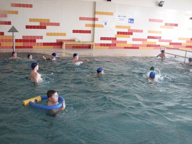 """Projekt """"Umiem pływać"""" Zdj. Nr 1"""