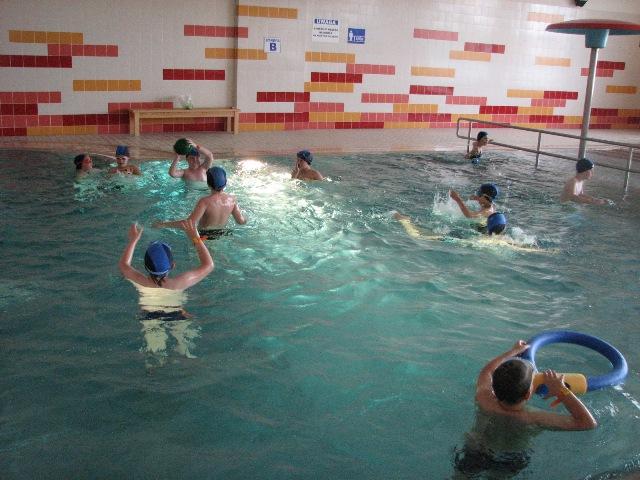 """Projekt """"Umiem pływać"""" Zdj. Nr 2"""