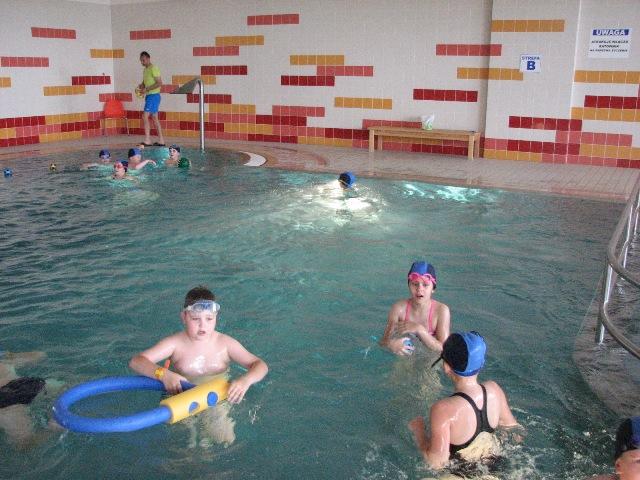 """Projekt """"Umiem pływać"""" Zdj. Nr 4"""