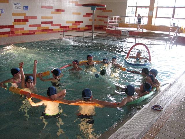 """Projekt """"Umiem pływać"""" Zdj. Nr 8"""