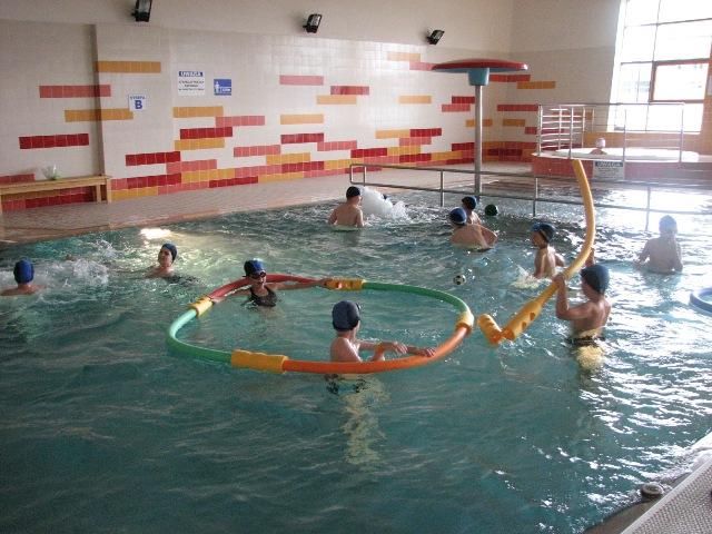 """Projekt """"Umiem pływać"""" Zdj. Nr 9"""