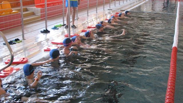 """Projekt """"Umiem pływać"""" Zdj. Nr 10"""