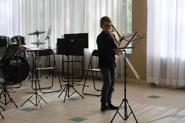 """Wakacyjne Warsztaty Muzycznych , """"Czas na muzykę"""" Zdj. Nr 10"""