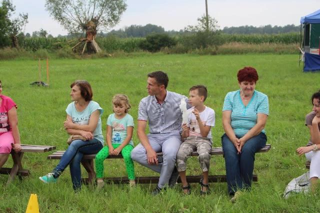 Piknik integracyjny w Biebrzy zdj. Nr 9