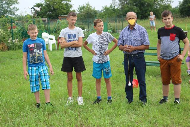 Piknik integracyjny w Biebrzy zdj. Nr 20