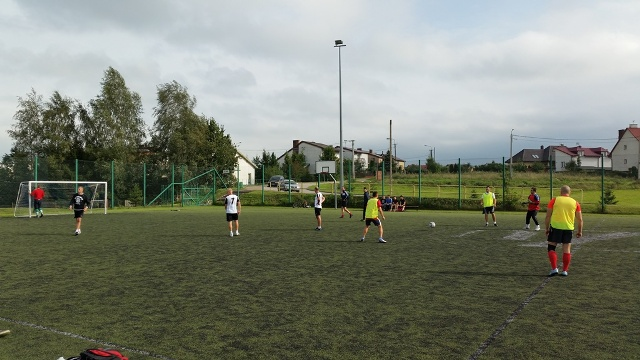 Turniej Piłki Nożnej Zdj. Nr 2