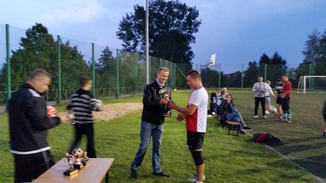 Turniej Piłki Nożnej Zdj. Nr 32