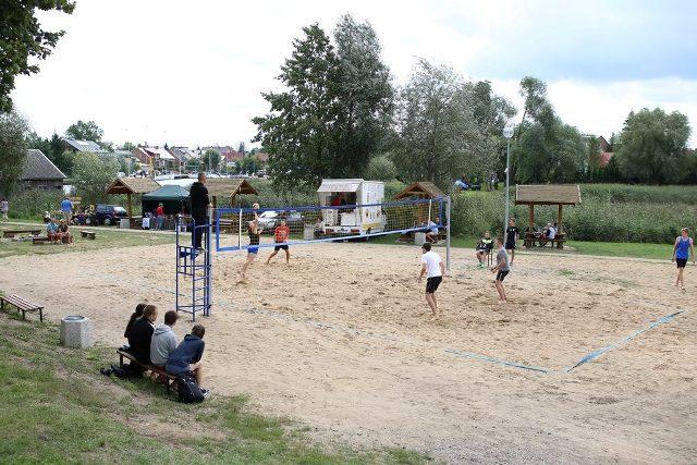Turniej Plażowej Piłki Siatkowej Zdj. Nr 3
