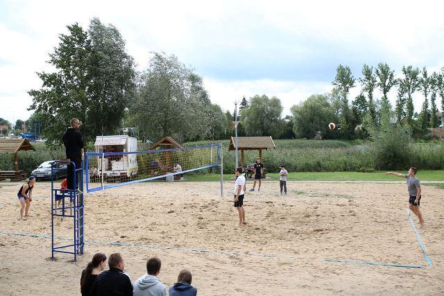 Turniej Plażowej Piłki Siatkowej Zdj. Nr 7