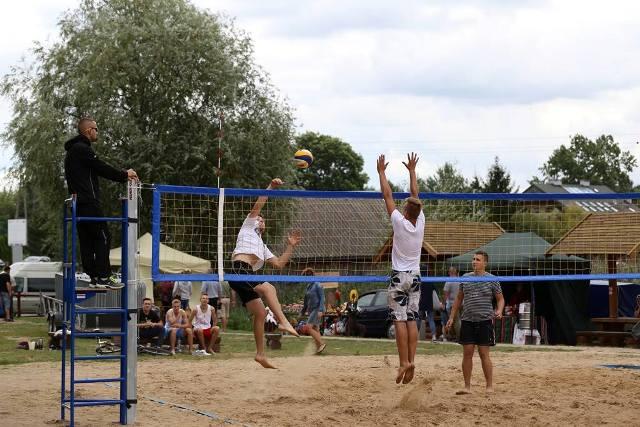 Turniej Plażowej Piłki Siatkowej Zdj. Nr 8