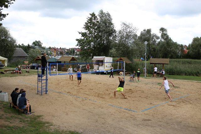Turniej Plażowej Piłki Siatkowej Zdj. Nr 12