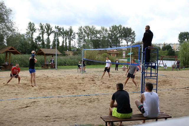 Turniej Plażowej Piłki Siatkowej Zdj. Nr 14