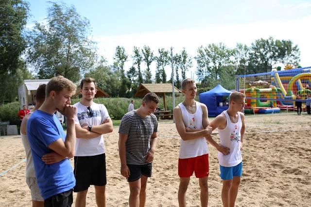Turniej Plażowej Piłki Siatkowej Zdj. Nr 18