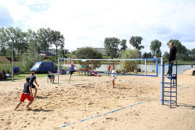 Turniej Plażowej Piłki Siatkowej Zdj. Nr 19