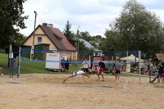 Turniej Plażowej Piłki Siatkowej Zdj. Nr 22
