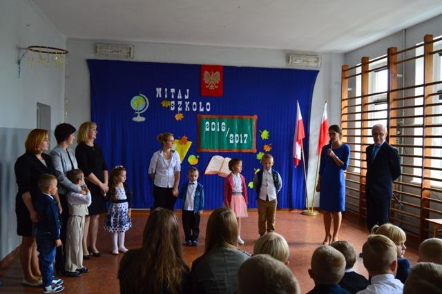 Rozpoczęcie roku szkolnego 2016/2017 Zdj. Nr 39
