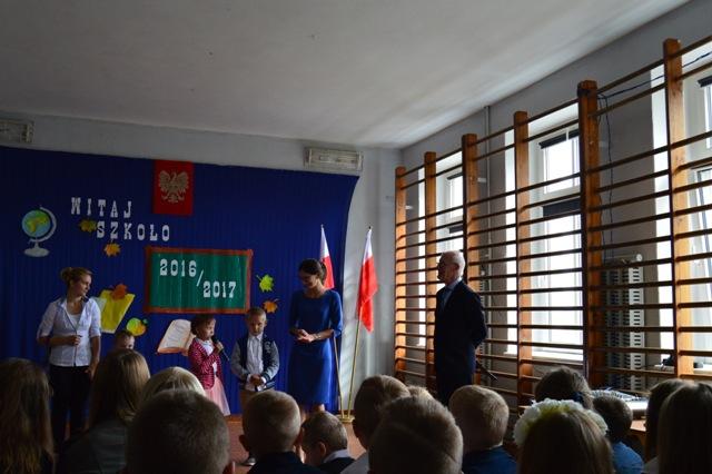 Rozpoczęcie roku szkolnego 2016/2017 Zdj. Nr 41