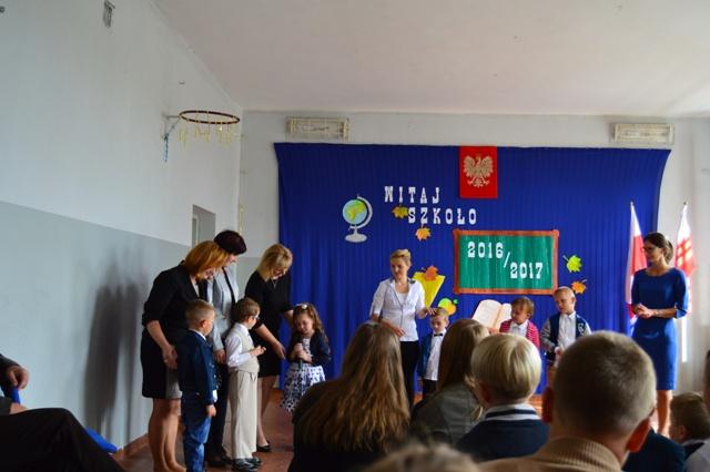 Rozpoczęcie roku szkolnego 2016/2017 Zdj. Nr 42