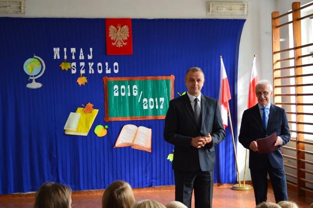 Rozpoczęcie roku szkolnego 2016/2017 Zdj. Nr 43