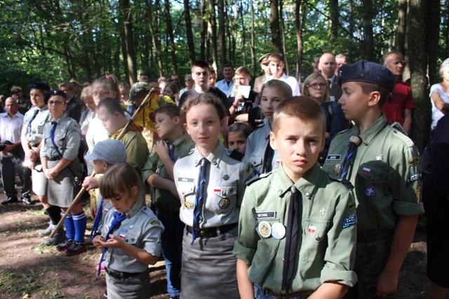 72. rocznica bitwy 9. Pułku Strzelców Konnych AK z Niemcami