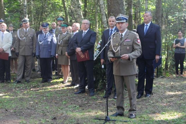 Płk dypl. Jarosław Gromadziński, dowódca 15. Giżyckiej Brygady Zmechanizowanej