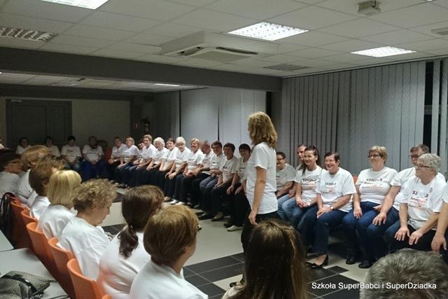 Szkoła SuperBabci i SuperDziadka w Krakowie Zdj. Nr 9